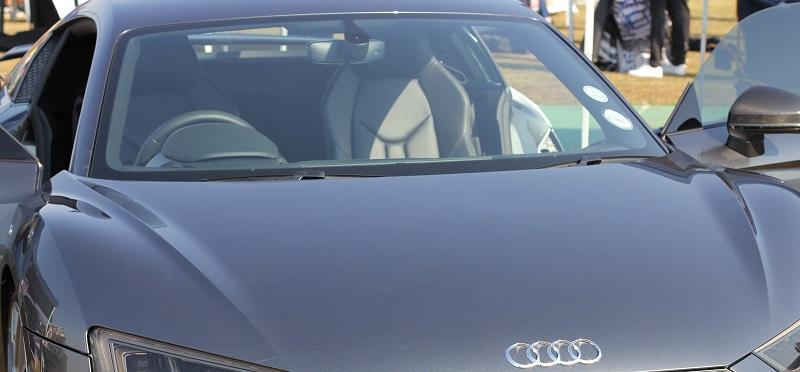 Vetrobransko steklo avtomobila