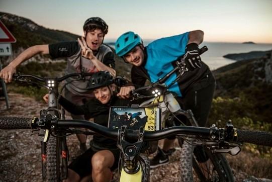 Pozitiven vpliv kolesarjenja